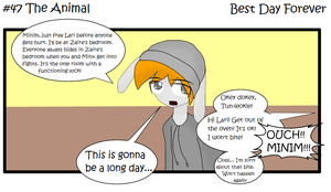 #47 - The Animal - Best Day Forever by J-M-X-P