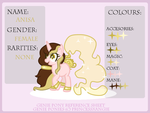 .:Anisa Official Form:. by Princess-Austin