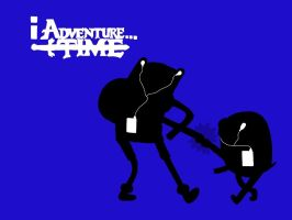 IAdventure...time by Sassafras-Chipie