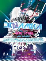 Dinamika 2012 poster by mprox