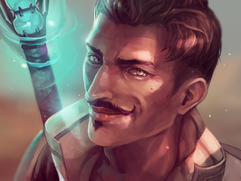 Dorian by Yunipar