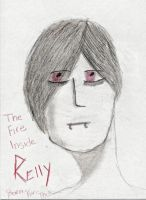 The fire inside Relly by born-for-this