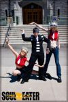 Soul Eater: Deadly Trio by Weatherstone
