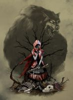 Little Red Riding Hood by DaakSM