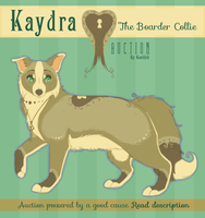Kaydra for Auction by GalaxyCrowButt
