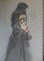 Undertaker Sketch 13.3.13 - Colored V2 by itamar050
