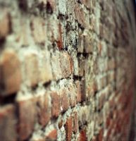 Not another brick in the wall by pantomimos