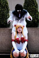 I'll Get You, Sailor Moon! by TheSilentShane