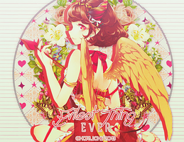 Evilest Thing Ever - Haru.chii by haru030500