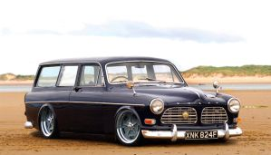 Volvo Amazon 122s by NGH-Designs