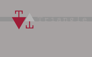 Triangle logo Wallpaper by TheAceOverlord