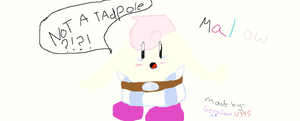 NOT A TADPOLE?!?! by genogirl12345