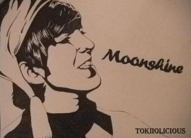 George as Moonshine by Tokiiolicious