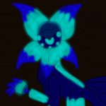 Kitsune has Glow Bug blood in him 0w0 by DarkMoonTekaplant