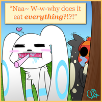 SE: Eggroll - It eats everything by BananaTaco