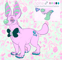 New Spina Ref by Densetsugin
