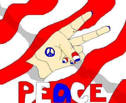 Peace by frostheart131