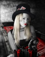 I Won't Go Quietly- Sin City by rsiphotography