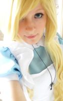 My Lolita Alice Cosplay! 8 by ImaginaryRoses