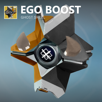 Ego Boost Exotic Square by DestinyWarlock