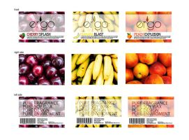 Ergo Candle Package Design by PredatorVision