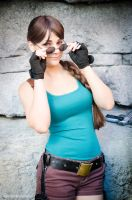 Lara Croft by Cortana2552