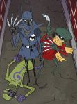 The Riddler Is Thwarted... by tnperkins