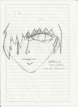 My Character by Cesc-X