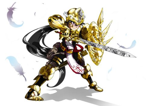ARMOUR of GOD by quembot