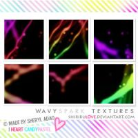 Icon Texture: Wavy Spark by shirirul0ve