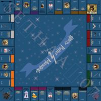 Harry Potter Monopoly by Sethaa