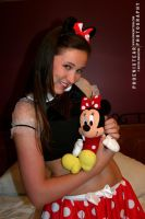 Minnie Mouse by Phoenixtear