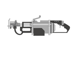 Rivet gun by necrohunter7