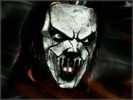 Mick Thomson of Slipknot by Sexton666