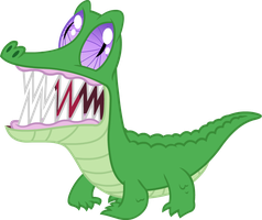 Gummy With Teeth by Tweevle