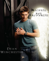 Dean-Michael the Archangel by SprntrlFAN-Livvi