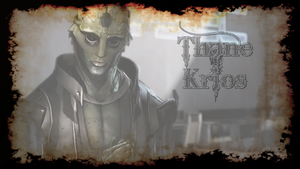 Thane Krios Wallpaper by Kanagosa
