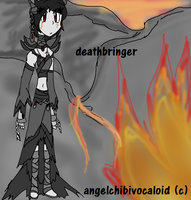 Daughter of death : deadnight by angelchibivocaloid