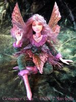 Enchantment Faerie - Full view by GossamerGlen
