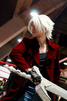 Dante cosplay (custom) by Snakethoot