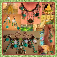 Ancient Cistern jewelry by kaidenmoon