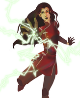 Asami by revois