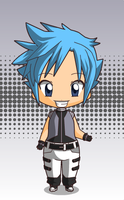 Black Star Chibi by GothGirl124