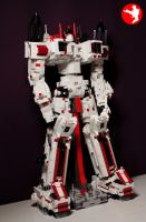 LEGO Transformers Masterpiece Metroplex 2015 - 004 by Dejin-Art