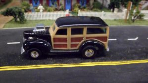 40's Woodie Black by hankypanky68