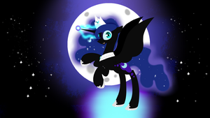 The Nightmare Reign : Any Pony Can Change (Fanart) by AskAnnieCeleto