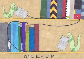 Dile-Up by jenniology