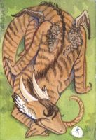 ACEO May - Kasy by melanippos