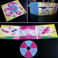 General Mumble - Songs About The Pink One - CD by Poowis