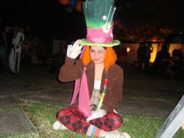 Mad as Hatter by Kalabazitaontheroad